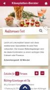 Ich liebe Kaese Mediterranes Fest