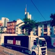 Ironman Truck Frankfurt
