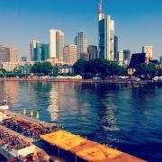 Ironman Mainufer SportExpo Skyline Frankfurt