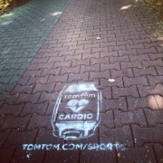 TomTom Guerillia Aktion 1