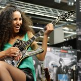 Musikmesse 2017 wieder mit IBANEZ | Bildquelle: Messe Frankfurt (Pietro Sutera)